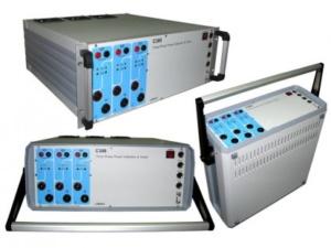 C300B calibratore tensione corrente