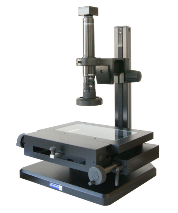 Microscopio video ad alta risoluzione