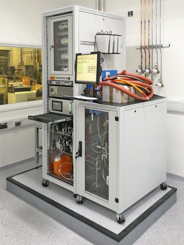 Soluzioni complesse e bachi di prova celle a combustibile e idrogeno